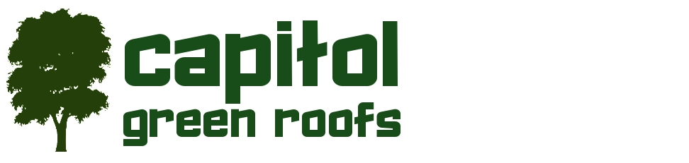 capitol green roof logo mock up